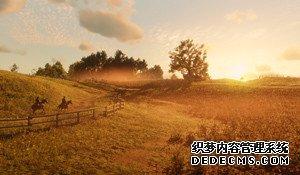 《荒野大镖客2》Steam褒贬不一 BUG众多,游玩体验差