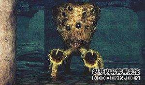 《黑魂》系列十大最恶心怪物盘点 丑恶身形令人作呕