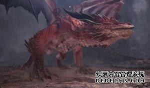 《怪物猎人世界》冰原第二弹免费更新上线 狩猎冥赤龙